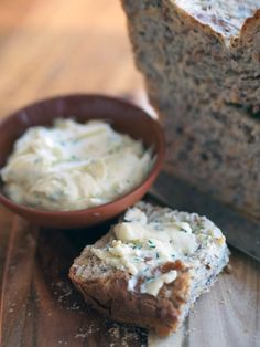confit smoked garlic butter