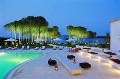 La Coluccia, boutique hotel in Sardinia, #Italy.