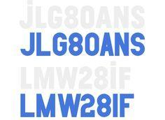 jean luc godard typeface