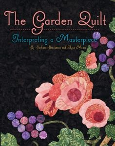 Pickledish Store: The Garden Quilt: Interpreting a Masterpiece features the best of the best appliqued garden quilts and inclueds the pattern to make your own