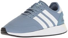 adidas Originals Womens W Running Shoe raw GreyWhiteBlack 7 M US * You can find more details by visiting the image link. (This is an affiliate link) Shoe Department, Adidas Sneakers, Adidas Iniki, Womens Fashion Sneakers, Grey And White, Black, Wide Feet, Adidas Women