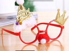 christmas costumes snowman New Year Favor Christmas Glasses Santa Claus Snowman Eyeglasses Frame Goggle Spectacles Party Fancy Dress Costume Accessory gift-in Party Favors from Home amp; Garden on AliExpress Christmas Glasses, Christmas Fun, Cheap Party Favors, Cheap Gifts, Christmas Costumes, Festival Party, Costume Accessories, Fancy Dress, Eyeglasses