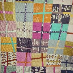 "plainjanequilting's photo: Awesome customer quilt! She chose ""Argyle Play"" one of my  new patterns #socute"