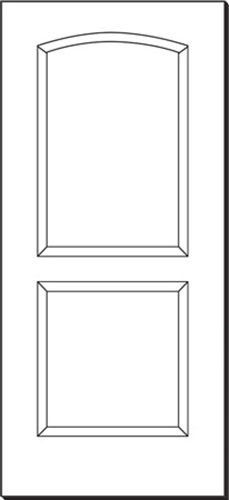 New Doors from Simpson | Browse Door Types and Styles 8222 raised