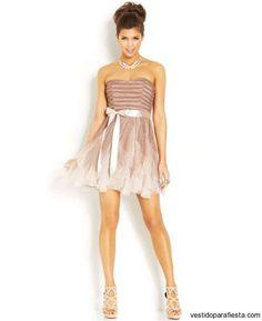 Vestidos cortos de coctel con vuelo moda 2015 – 19 - https://vestidoparafiesta.com/vestidos-cortos-de-coctel-con-vuelo-moda-2015/vestidos-cortos-de-coctel-con-vuelo-moda-2015-19/