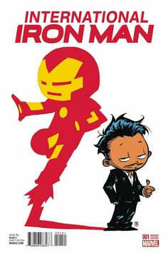 Skottie Young: International Iron Man