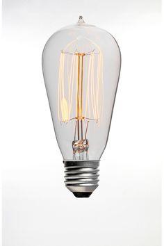 Ellos Home Lyspære Edison kulltråd Uni-Therm