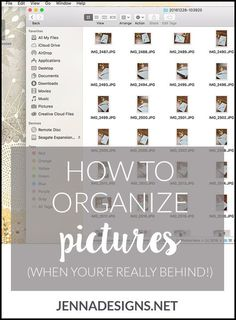 I don't know about you, but until I organized my photos a couple months ago, I had images everywhere – my computer, my phone, my spouse's phone, in text messages and emails, not to mention on sites like Facebook and Instagram! I also had many years worth of digital images on CDs and DVDs in the closet. To say I had been paralyzed with indecision ...