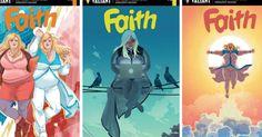 Meet Faith, The Body-Positive Superhero Of Our Dreams