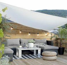 Toiles Tendues Pour Terrasses Garden Pinterest Pergolas Roof - Toile tendue pour terrasse