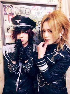 Yo-ka and Tatsuya (DIAURA)