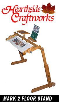 mark 2 floor stand- I'd like to have one of these with the clamp accessories to hold my Qsnap