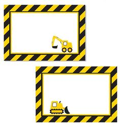 1000+ images about Construction Birthday Printables on ...