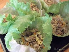 San Choy Bau. 1 iceberg lettuce 1 tablespoon rice bran oil 3 spring onions 500g mince (chicken, beef, lamb, pork (amines)) 1 Small carrot (grated) 1 Small zucchini (peeled and grated) 1 can bamboo shoots (225g, thinly sliced) 1 clove garlic (crushed) 1/3 cup Failsafe Foodie's Magic Sauce (Refer to recipe) 1/4 cup No-Tomato Sauce (Refer to recipe) 80g vermicelli rice noodles