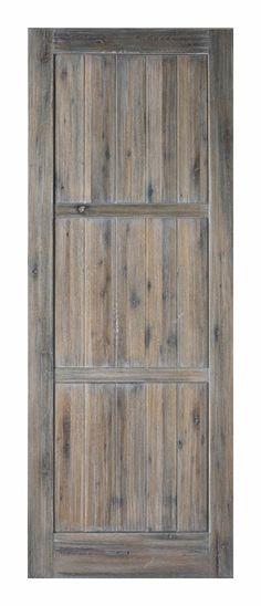 Plank | Craftsmen in Wood - Custom Wood Doors & Hardware 208-XX-A