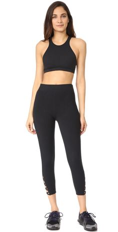 Yummie by Heather Thomson Skimmer Leggings | 15% off first app purchase with code: 15FORYOU