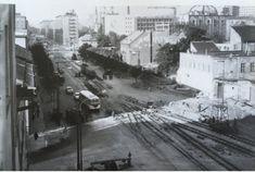 r.  1973, Železničná stanica Bratislava - Filiálka Bratislava, Old Photos, Street View, Geo, Nostalgia, Photography, Times, History, Antique Photos