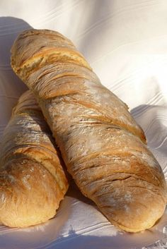 Gyökérkenyér - Kifőztük, online gasztromagazin Bread And Pastries, French Pastries, Pretzel Rolls, Hungarian Recipes, Health Eating, How To Make Bread, Diy Food, Bread Baking, Bread Recipes