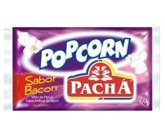 Pipoca Microondas 100g Bacon Pachá