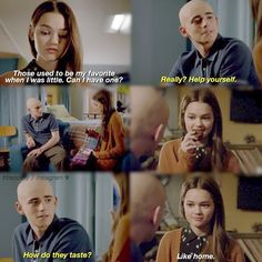 "#RedBandSociety 1x07 ""Know Thyself"" - Emma and Leo"