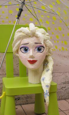 Frozen Pinata Elsa