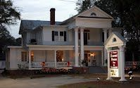 The Beaver House in downtown Statesboro