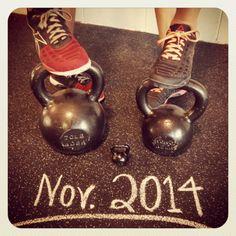 Crossfit baby announcement Nov 2014