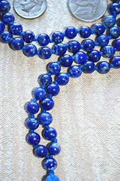 LAPIS LAZULI HAND KNOTTED EXCLUSIVE JAPA MALA 6 MM BEADS TOP GRADE PRAYER NECKLACE. BLESSED & ENERGIZED (108+1) HINDU TIBETAN BUDDHIST PRAYER KARMA BEADS SUBHA ROSARY MALA FOR NIRVANA, BHAKTI, FOR REMOVING INNER DOSHAS, FOR CHANTING AUM OM, FOR AWAKENING CHAKRAS, KUNDALINI THROUGH YOGA MEDITATION-FREE OM MALA POUCH INCLUDED null http://www.amazon.com/dp/B00L3NAZLC/ref=cm_sw_r_pi_dp_keZsub1PMQKSX