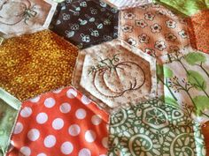 Fall quilting