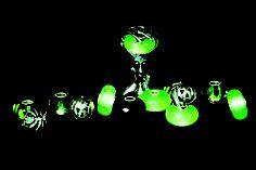 Di notte...brilla! Beads Luce Interiore #Trollbeads
