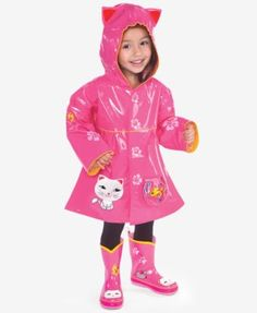 86630074b743 Best Children s Raincoats With Matching Boots And Umbrellas