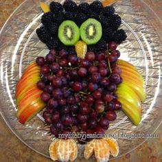 My Life By Jess: Owl Themed Birthday Party