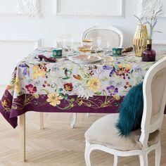 TISCHDECKE UND SERVIETTE MIT LÄNDLICHEM DIGITALPRINT - Tischdecken - Tisch   Zara Home Deutschland