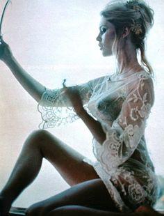 Playboy, April 1969.  Brigitte Bardot