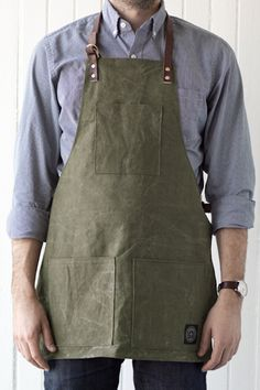 Field Aesthetic Apron | Best Gifts for Guys
