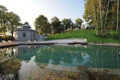 Natural Swimming Lake