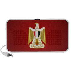 Egyptian coat of arms Speaker Mp3 Speaker