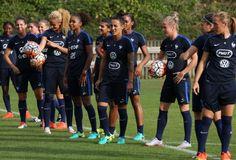 Un mois après leur quart de finale des JO disputé à Sao Paulo, les Bleues débutent la saison en recevant le Brésil, sous la direction d'Olivier Echouafni.