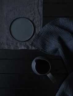 Shades of black inspiration by Stylist Susanna Vento for Ellos My Black, Shades Of Black, Matte Black, Dark Interiors, Dark Photography, Black Interior Design, Happy Colors, Black Is Beautiful, Wearing Black