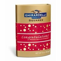Ghirardelli Chocolate Congratulations Gift Box