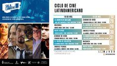 Cartelera Sala Lumiére, Ciclo de Cine: Latinoamericano. Del 28 de marzo al 2 de abril de 2017. Dos funciones: 16:00 y 18:30 horas. Cooperación: $10.00 #Culiacán, #Sinaloa.