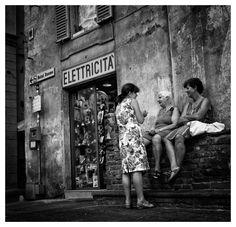 Piazza di Postierla. Foto di Peter Schwindt su http://fc-foto.it/28907858