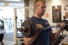 Student Mark Benda has been a Moraine Valley Health and fitness center member during his time on campus.     Your Health and fitness is an excellent advantage for your life