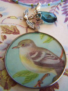 Bird Necklace $28