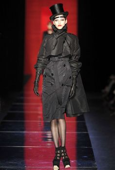 Jean Paul Gaultier alta-costura outono-inverno 2012/13 | Lilian Pacce