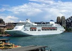 Cruise Ship Pacific Pearl : Picture, Data, Facilities and Sailing Schedule Screened In Deck, Jogging Track, P&o Cruises, Jacuzzi, Night Club, Places Ive Been, Sailing, Bar Mix