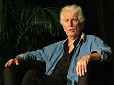 Musician and photographer Graham Nash as a keynote speaker at the 2016 PhotoPlus Expo at the Javits Convention Center in New York City. October 20, 2016