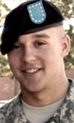 Army SGT Andrew L. Hutchins, 20, of New Portland, Maine. Died November 8, 2010, serving during Operation Enduring Freedom. Assigned to 3rd Special Troops Battalion, 3rd Brigade Combat Team, 101st Airborne Division (Air Assault), Fort Campbell, Kentucky. Died of wounds sustained when hit by enemy small-arms fire during combat operations at Combat Outpost Sabari, Khost Province, Afghanistan.