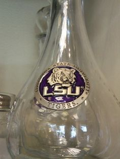 LSU Decanters