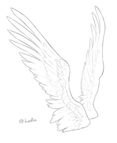 You can fly❤ Art Drawings Sketches, Animal Drawings, Drawing Body Poses, Art Poses, Drawing Base, Drawing Reference Poses, Drawing Techniques, Art Tutorials, Character Art